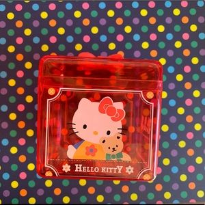 1996 Sanrio Hello Kitty Bow Trinket Box